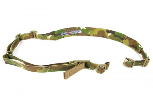 Blue Force Gear 2 Point Padded Vickers Combat Sling, Multicam