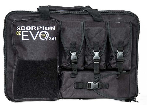 ASG CZ Scorpion EVO 3-A1 Soft Case w/ Custom Foam Inlay   17830