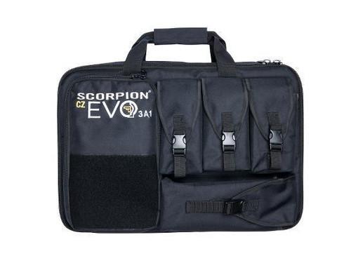 ASG CZ Scorpion EVO 3-A1 Soft Case w/ Custom Foam Inlay   17830