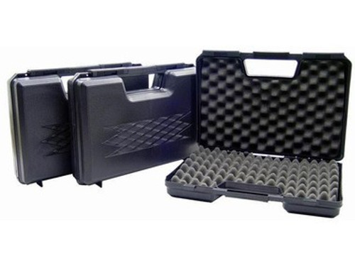 "P-Force 12"" Plastic Pistol Case  ac-5132"