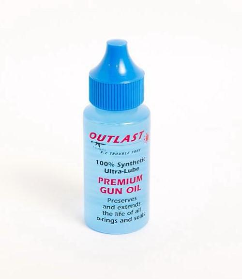 Outlast Synthetic Silicone Gun Oil