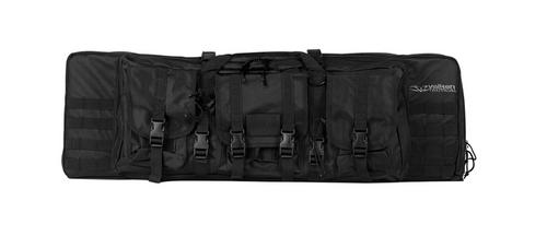 "Valken 46"" Double Tactical Rifle Bag, Black  49624"