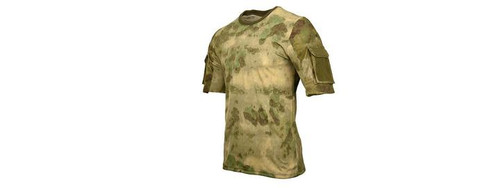 Lancer Tactical FOLIAGE (ATAC FG) Specialist Adhesion Arms T-Shirt  CA-2741F