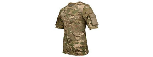 Lancer Tactical MULTICAM Specialist Adhesion Arms T-Shirt  CA-2741MA