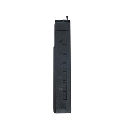 KWA 80rnd QRF MOD3 Polymer Mid-Cap Magazine, 3pk  197-09043