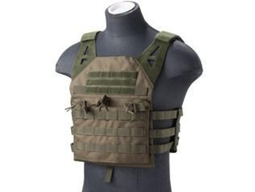 Lancer Tactical Low Profile JPC Style Plate Carrier   CA-1897