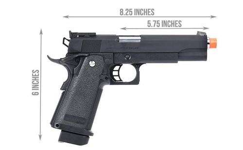 Tokyo Marui 5.1 Hi-Capa Government Edition GBB Pistol  tm-hicapa51g