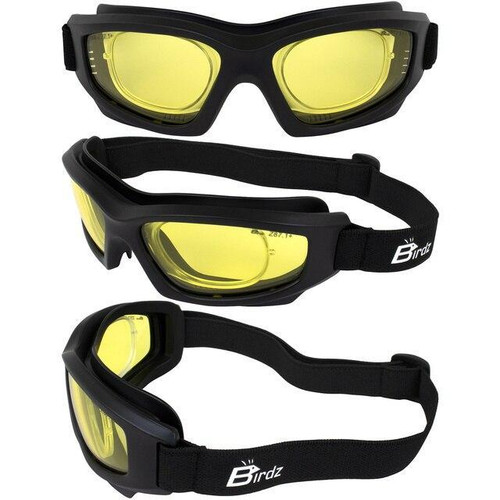 Birdz Flyer Low Profile Goggle *Super Comfortable*