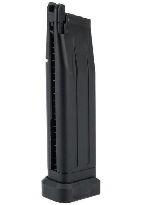 EMG / STI 30rnd Double Stack Green Gas Magazine for Hi-Capa Pistols  MAG-EMG TTI