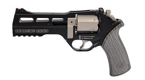 **AIRGUN** Chiappa Firearms Limited Edition Chiappa Rhino .357 CO2 (NOT AIRSOFT)   uslr-rhino-air-ble
