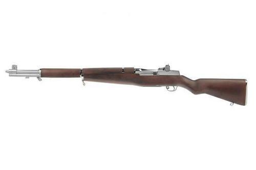 G&G M1 Garand AEG Rifle, Silver   TGM-M1G-AEG-SNB-NCM