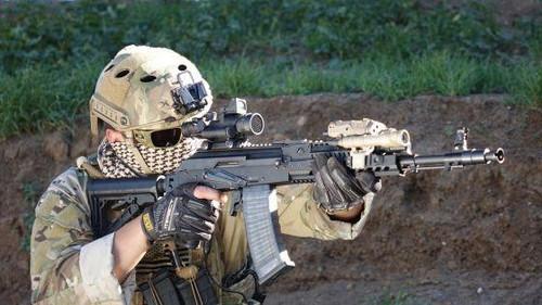 G&G RK74-T Full Metal w/ Retractable Stock AK AEG  GRK-74T-ETU-BNB-NCM