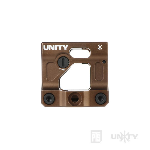 PTS Unity Tactical FAST Micro Optic Mount  UT0314903__