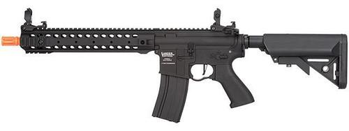 """Lancer Tactical ProLine Gen2 12"""" M4 High FPS AEG  LT-24_12-G2-ME"""