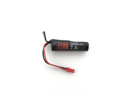 Titan Power 7.4v 350mah Lithium Ion HPA Battery  1067