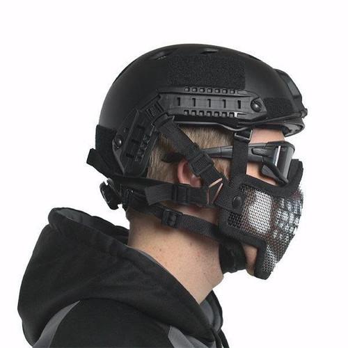 Valken Airsoft Helmet Buckle Kit for Mesh Lower Face Masks  95157, 95164, 95171