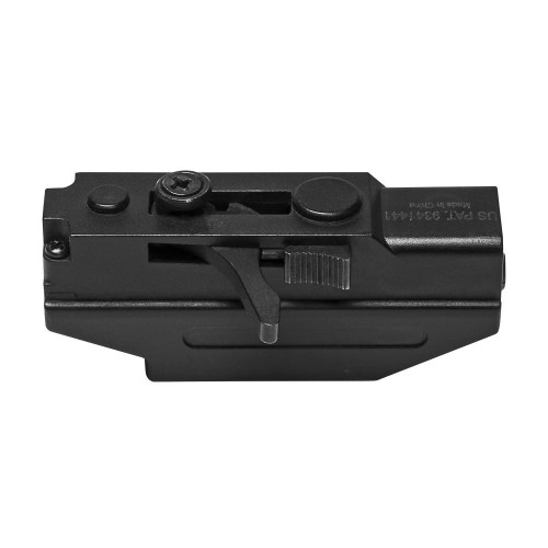 NcStar KeyMod Compact Green Laser w/ Quick Release Mount  VALGKMQR