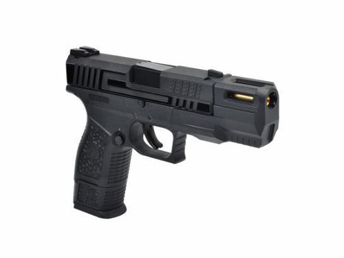 ICS BLE-XMK Green Gas Blowback Pistol  50311
