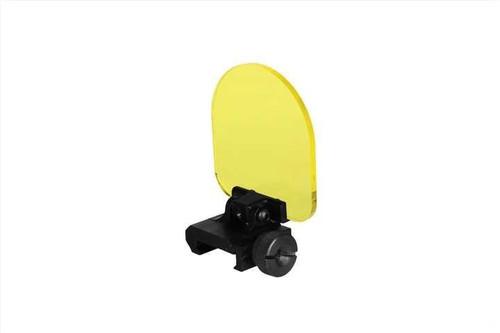 AIM Sports Yellow Lens Protector w/ Spare Clear Protective Lens  AIM-MTSLP