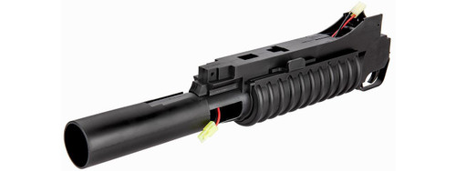Double Bell M203 Polymer 10rnd Pump Action BB Grenade Launcher for M4   DB-203