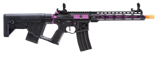 Lancer Tactical Enforcer Gen2 BLACKBIRD Skeleton High FPS M4 w/ Alpha Stock  LT-30BCP-G2-ME