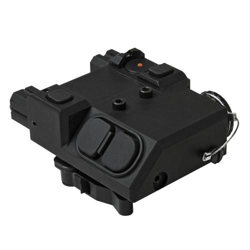 VISM Green & InfraRed Laser w/ Quick Release Mount  VLGIRQRB