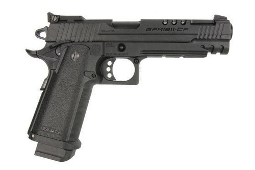 G&G GPM1911 CP Green Gas Blowback Pistol  GAS-GPM-19C-BBB-UCM