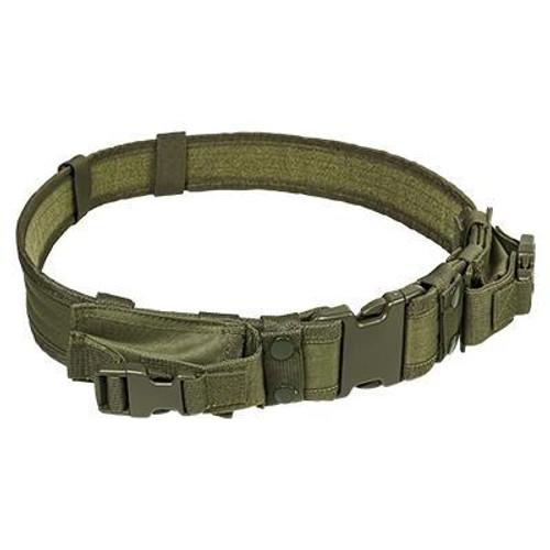 VISM Tactical Belt w/ 2 Pouches  CVBLT2978