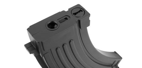 Sentinel Gears 140rnd AK Mid-Cap Polymer Magazine  SG-11-1