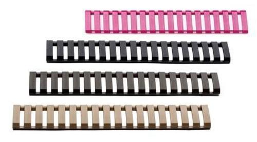G&G Rubber Ladder Rail Panel Set (4)  G-03-125