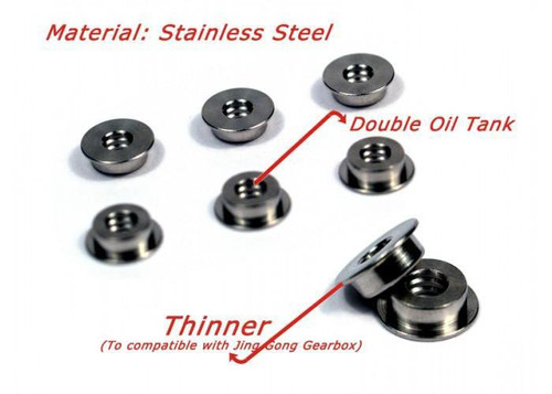 Modify 6mm Special Size Stainless Steel Bushings     GB-03-21