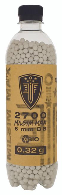 Elite Force MilSim Max Bio .32g Bottle, White  2279064