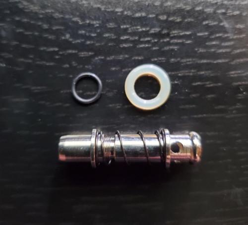 FCC Nickel Plated Cylinder Nozzle Set   fc-twc-nzl