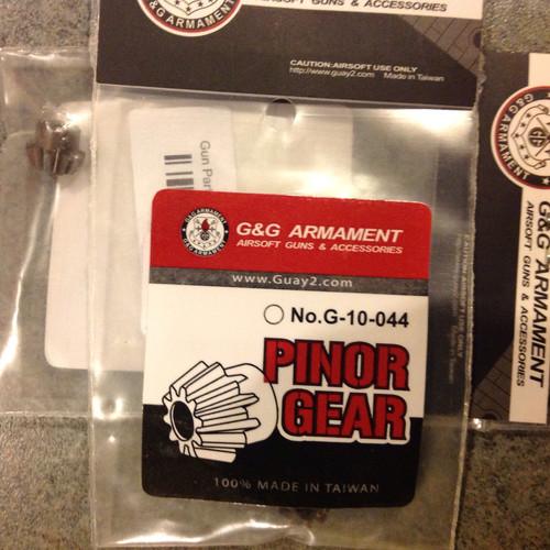 G&G Pinion Gear     G-10-044