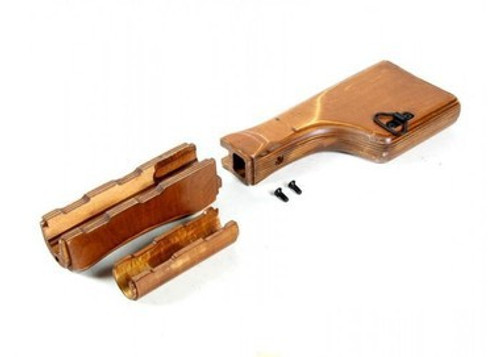 Echo1 Red Star AK74 LMG Wood Kit