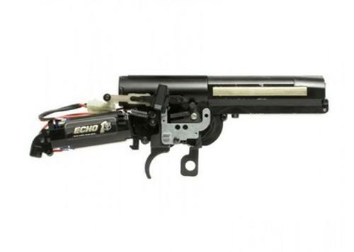 Echo1 M14 Complete Reinforced Gearbox w/ High Torque Motor    ECHO M14 MB