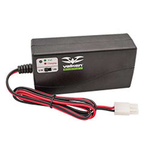 Valken Smart Universal Charger for NiMh/NiCd Battery, 6-12v  48283