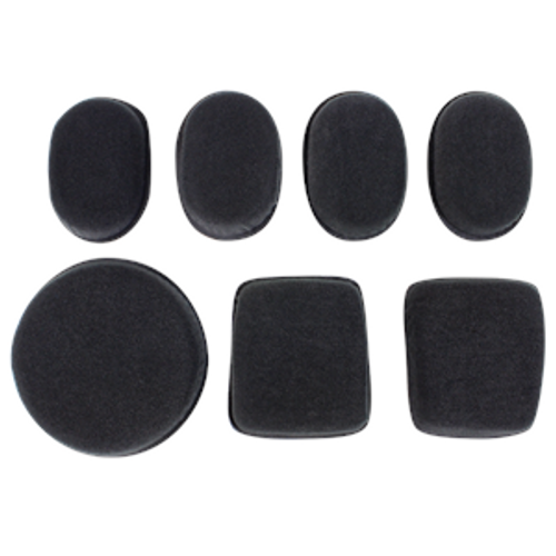 Condor Helmet Pads, Black  221055