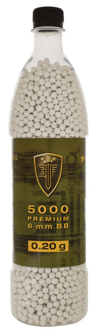 Elite Force .20g Bottle, White