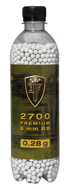 Elite Force .28g Bottle, White