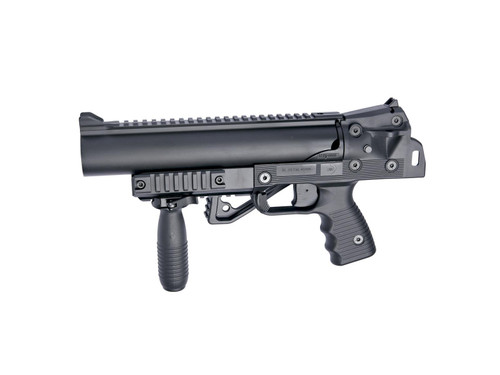 ASG B&T Licensed GL-06 Grenade Launcher, Black 50059