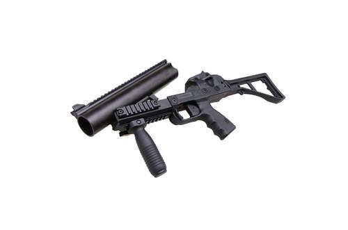 ASG B&T Licensed GL-06 Grenade Launcher, Black 50059