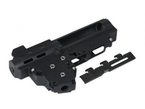 Echo1 AK Wolverine Gearbox w/ 7mm Bushings   ECHO AK WOLV MB 7MM