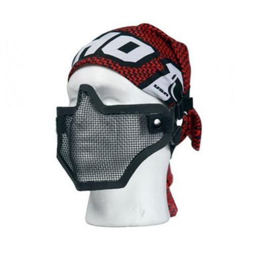 Bravo V1 Strike Steel Mesh Face Mask