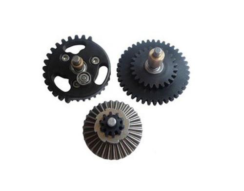 SB 16:1 CNC Machined Gear Set w/ Shaft  ZCCL-22