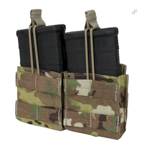Condor Double M14 Open Top Mag Pouch  MA24