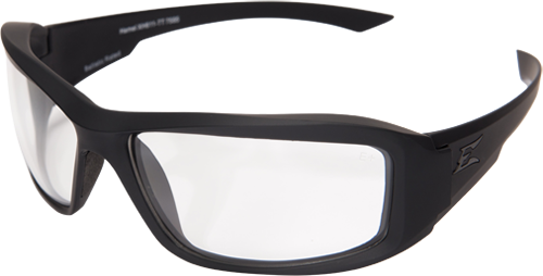 Edge Tactical Eyewear Hamel w/ Military Grade Vapor Shield Anti-Fog System and Ballistic Lens