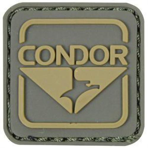 Condor Emblem PVC Patch  18001