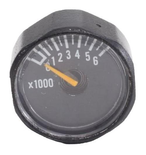 Ninja Paintball Regulator 6000psi Micro (Nano/Mini) Gauge