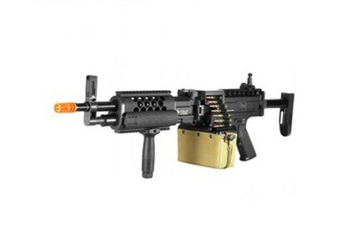 Knight's Armament Fully Licensed KAC Stoner LMG, Full Metal   CA063M